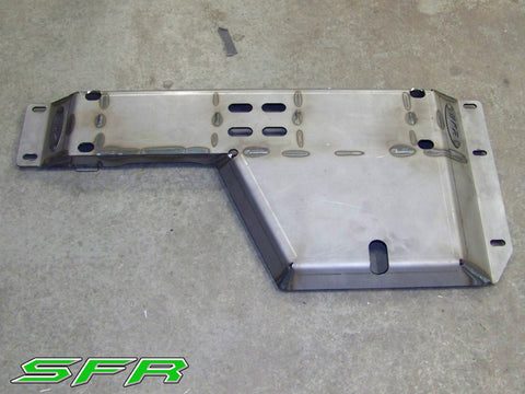Trail Proof Crossmember & T-Case Skid - Jeep XJ/MJ