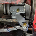 SFR XJ Shackle Relocation Brackets