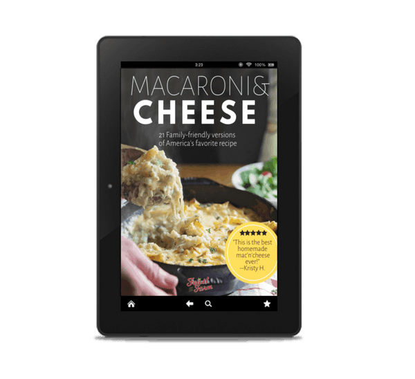 Ultimate Macaroni and Cheese Digital Cookbook