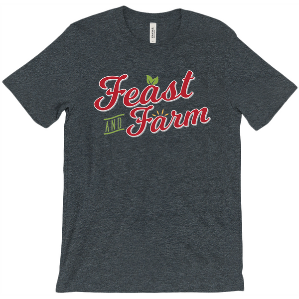 Feast and Farm Branded Tee