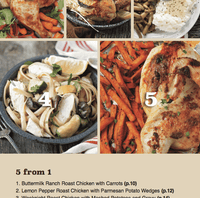 5 from 1 Digital Cookbook: Classic Meals to Learn Once and Transform 5 Ways