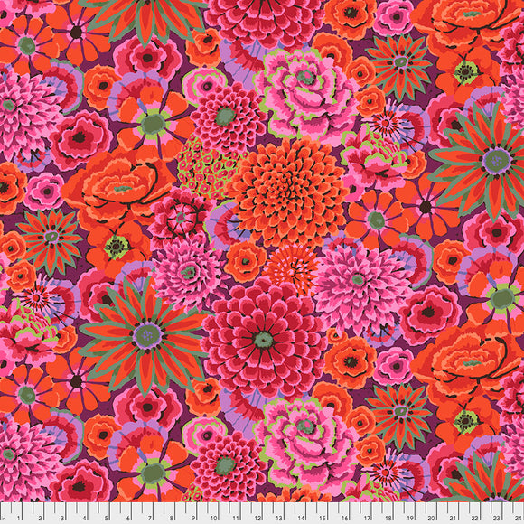 Kaffe Fassett - August 2020 - Enchanted - Rust