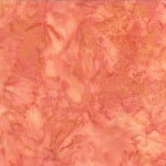 Hoffman Fabrics - 1895 Watercolors - Orange