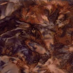 Hoffman Fabrics - 1895 Watercolors - Walnut