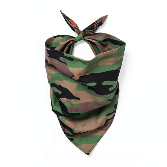 The Better Bandana™ v2 - Forest Camo <br>Limited Edition Print