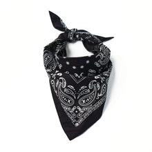 Load image into Gallery viewer, SALE! The Better Bandana™ v1 - Black