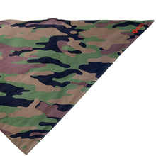 Load image into Gallery viewer, The Better Bandana™ v2 - Forest Camo <br>Limited Edition Print