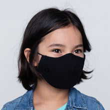 Load image into Gallery viewer, The Better Mask for Kids™ - Navy