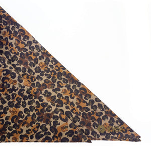 The Better Bandana™ v2 - Painted Leopard <br>Limited Edition Print