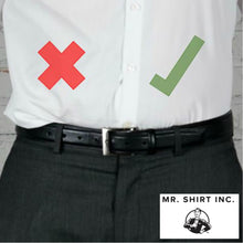 Load image into Gallery viewer, The Mr. Shirt Stirrup Shirt Stay