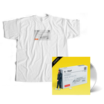 Load image into Gallery viewer, Signed Street Side Effects CD + White Tee