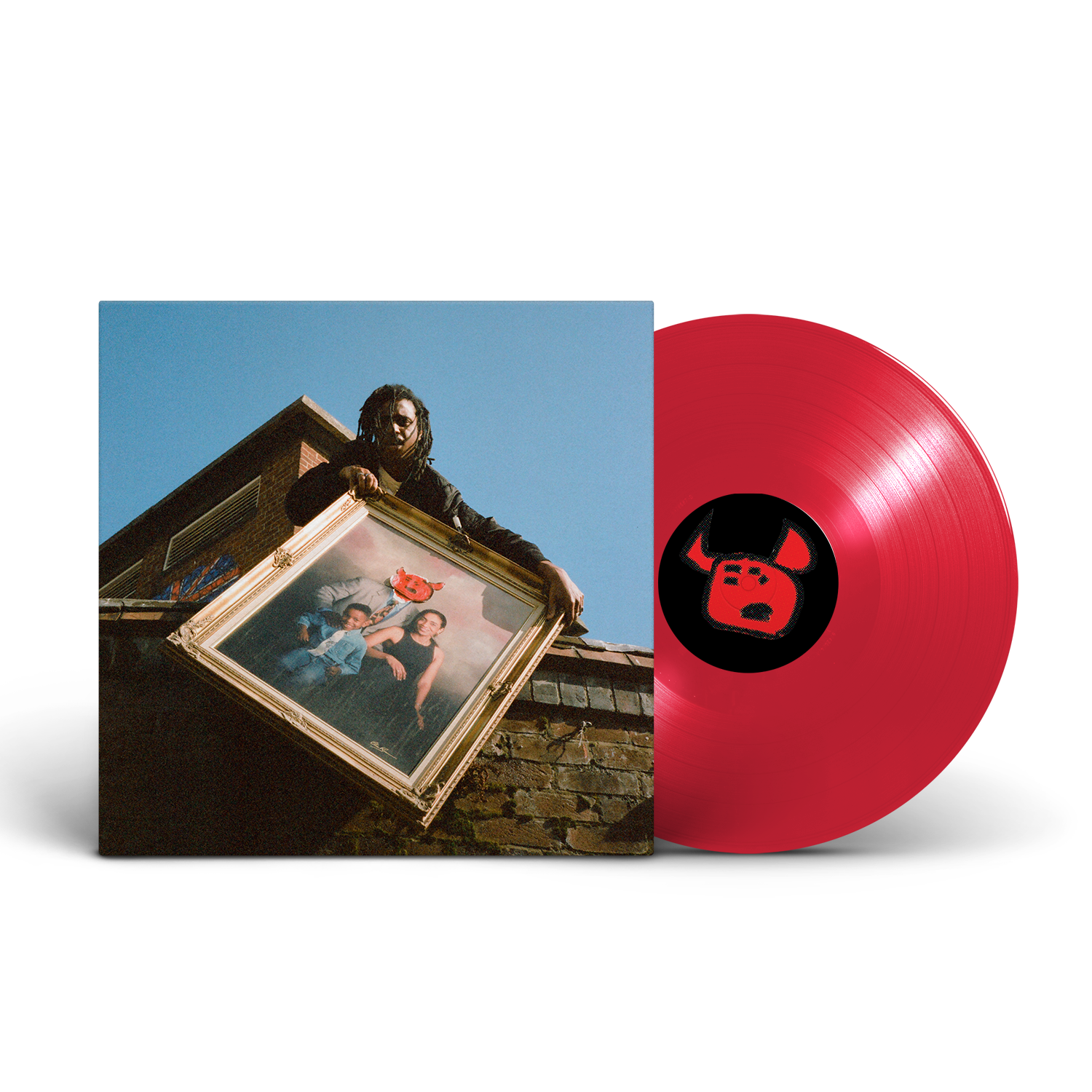 Bad Kid - Red LP