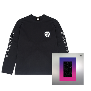 Black Long Sleeve Tee + Signed Album