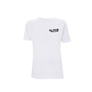 AGPT Distressed Tee (White)
