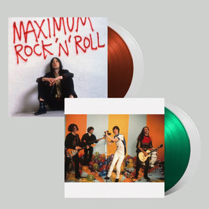 Maximum Rock 'N' Roll: The Singles Volumes 1 + 2) Green/Red 2LP