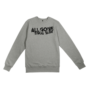 AGPT Distressed Sweater (Grey)
