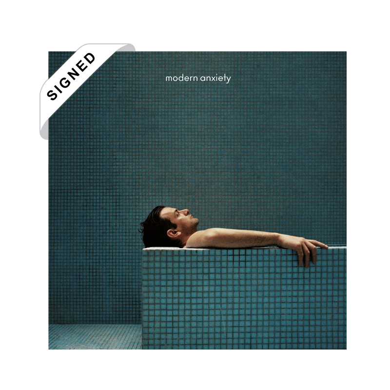 Modern Anxiety (Signed Coloured Vinyl)