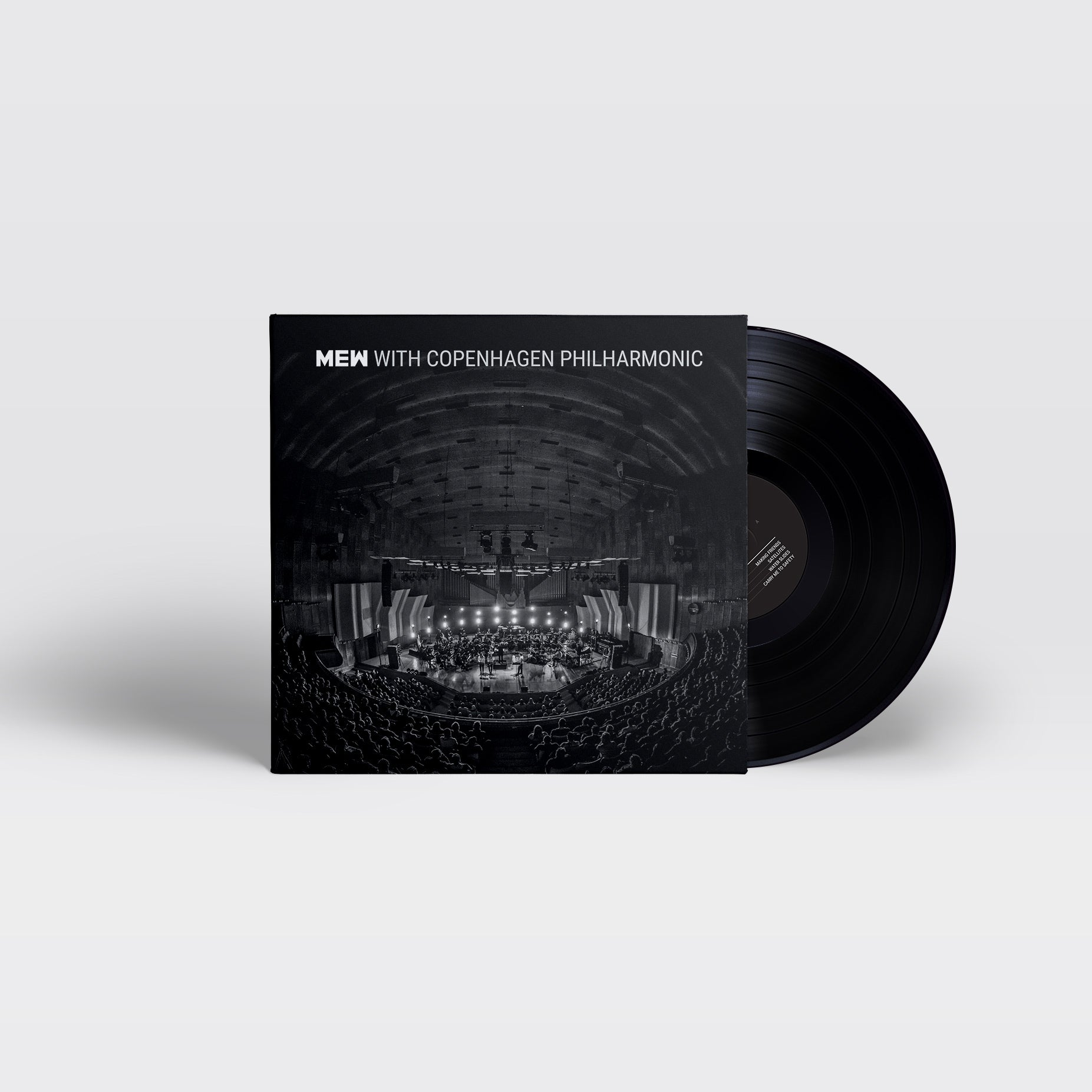 "With Copenhagen Philharmonic (12"" Heavyweight LP)"