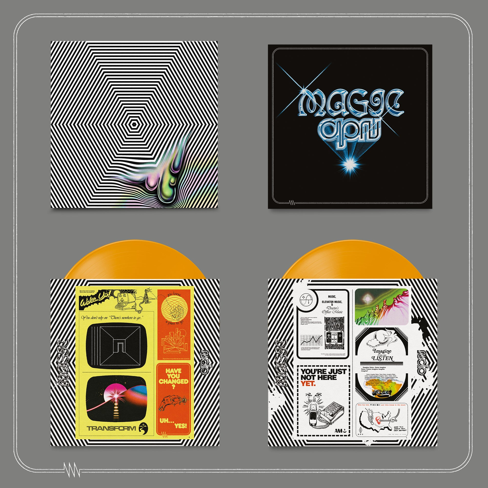 Magic (Orange LP)