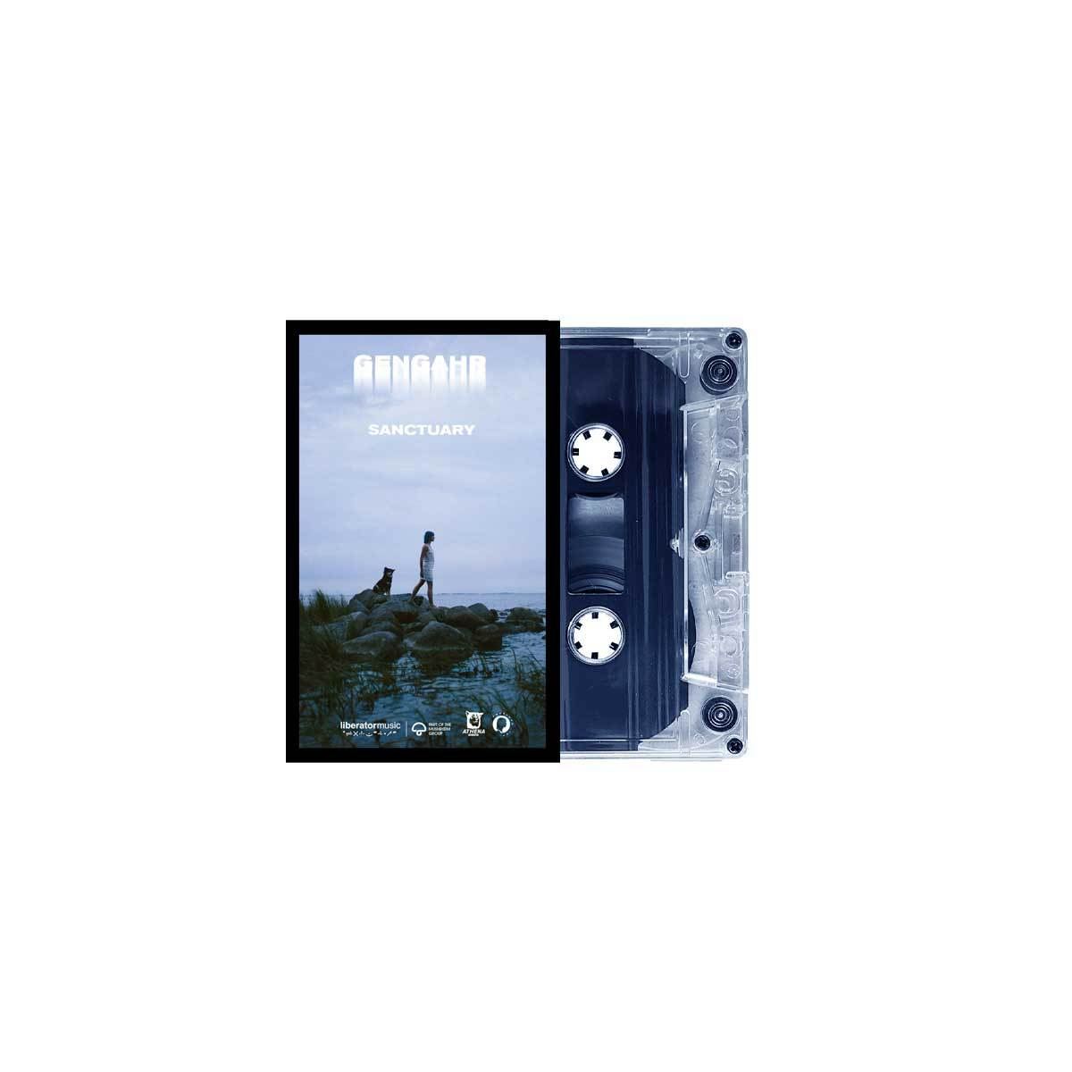 Limited - Store Exclusive Blue Transparent Cassette
