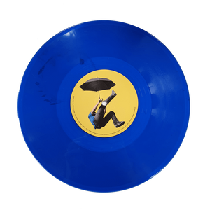 "Politics of Living Ltd Edition 10"" Blue Vinyl"