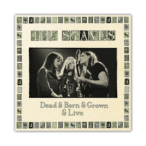 Dead & Born & Grown & Live CD