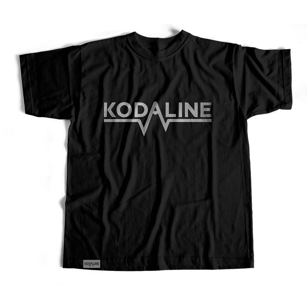 Kodaline Distressed Logo Tee
