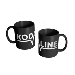 Distressed Logo Mug