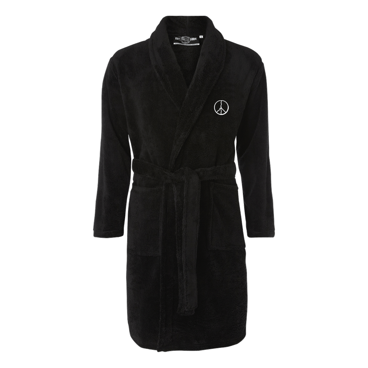 Peace Bathrobe