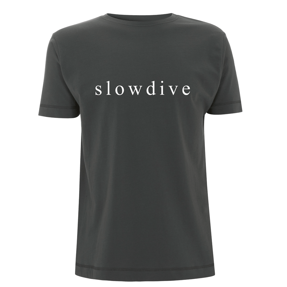 Logo Tour Charcoal T-shirt