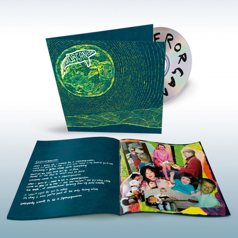 Superorganism cd
