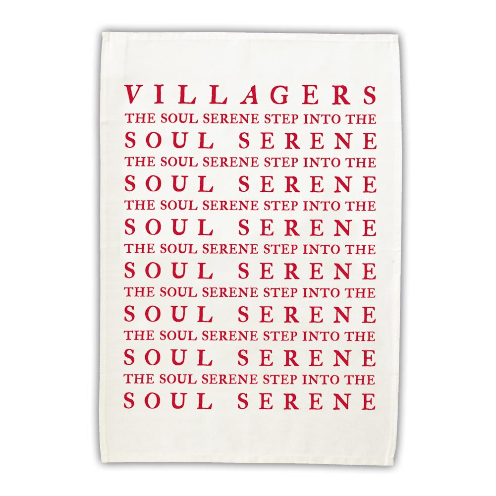 Soul Serene Tea Towel