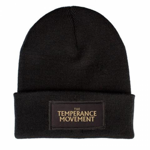 Patch Beanie Hat