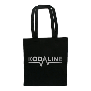 Distressed Logo Tote