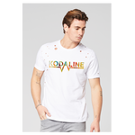 Load image into Gallery viewer, Follow Your Fire White Tee