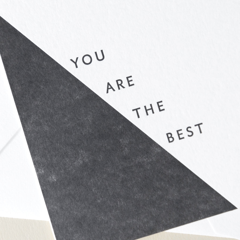 You Are The Best - Black