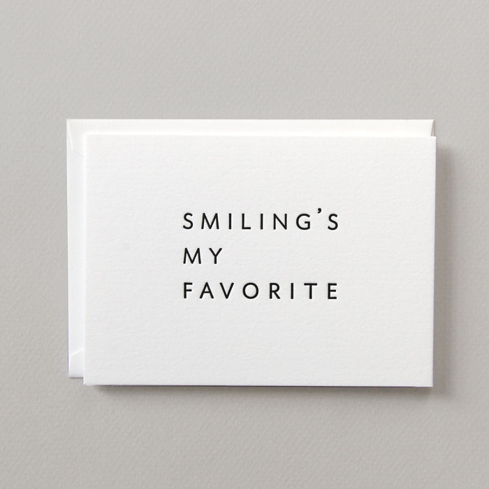 Smiling's My Favorite (small)