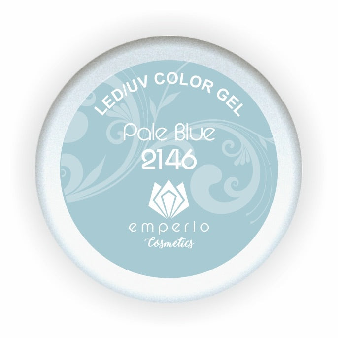 "LED/UV Color Gel ""Pale Blue"""