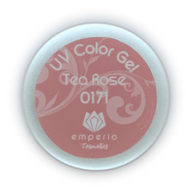 "UV Color Gel ""Tea Rose"""