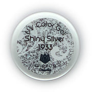 "UV Color Gel ""Shiny Silver"""