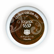 "LED/UV Color Gel ""cognac"""