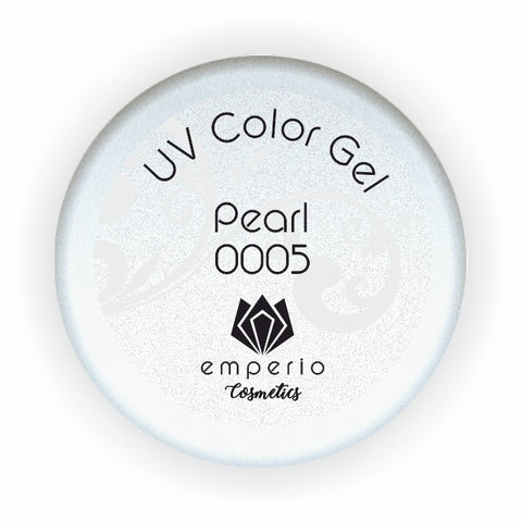 "UV Color Gel ""Pearl"""