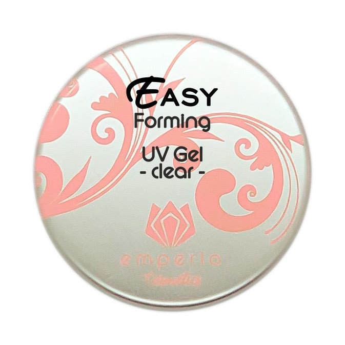 """EASY/ Forming"" UV Modellier Gel -clear-"