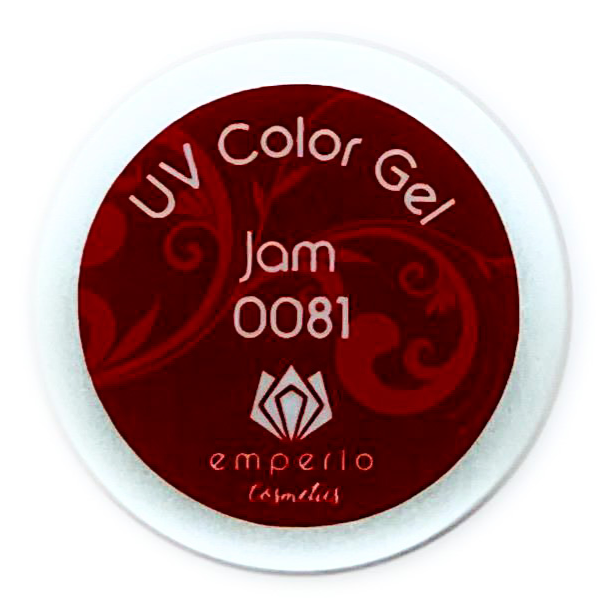 "UV Color Gel ""Jam"""