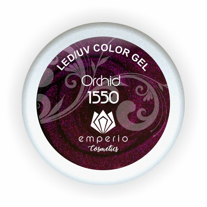 "LED/UV Color Gel ""Orchid"""