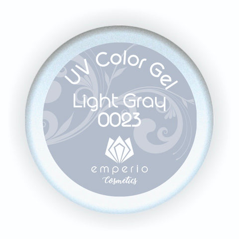 "UV Color Gel ""Light Gray"""