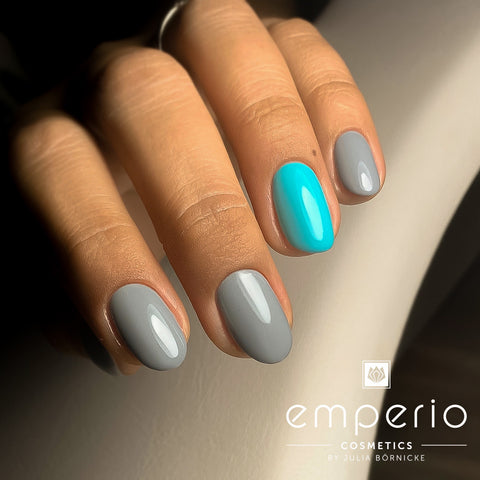 "UV Color Gel ""Gray"""