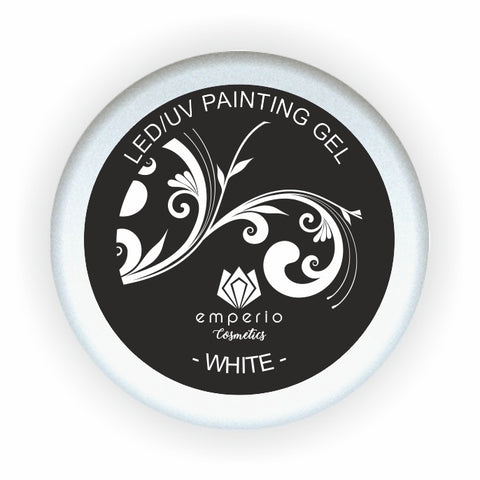 "LED/UV Painting Gel ""WHITE"""