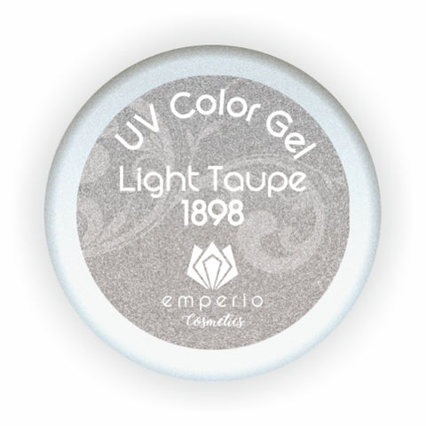"UV Color Gel ""Light Taupe"""
