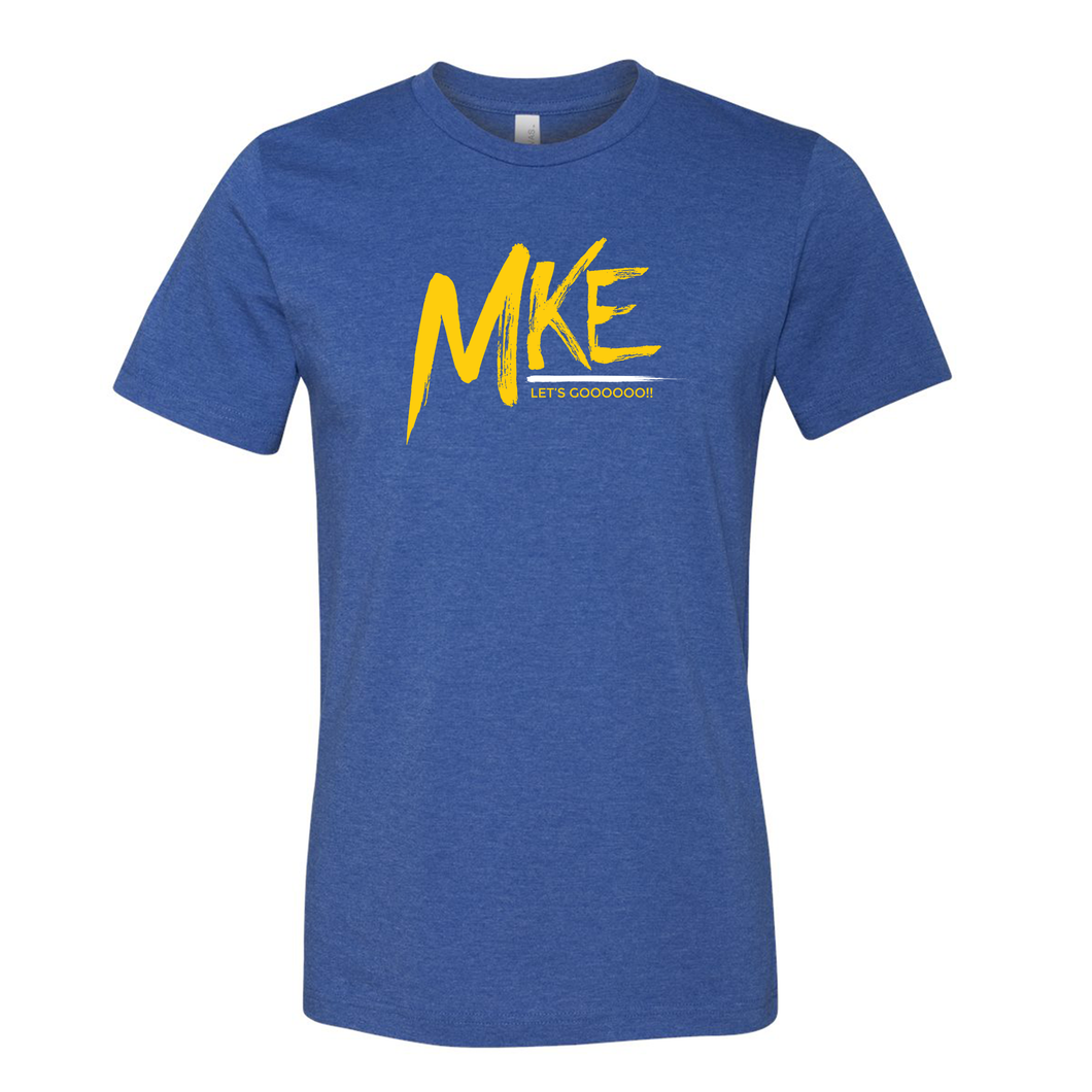 MKE Let's Gooooo Graphic Tee
